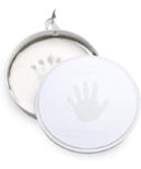 Pearhead Babyprint Tin Grey