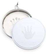 Pearhead Babyprint Tin Grey