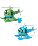 Green Toys Helicopter with Captain