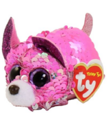 Ty Flippables Yappy The Sequin Chihuahua Small