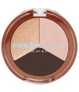 Mineral Fusion Eye Shadow Trio Espresso Gold