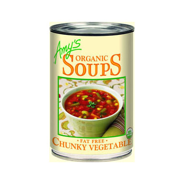 Amy\'s Kitchen Organic Chunky Vegetable Soup