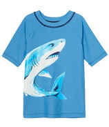 Hatley Deep Sea Shark Short Sleeve Rashguard