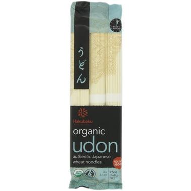 Hakubaku Organic Udon Wheat Noodles