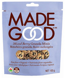 MadeGood Mixed Berry Granola Minis Bag