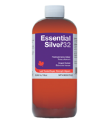 Essential Silver 32 ppm Super Strength Bio-Active Premium Ionic Silver