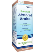 Dr. King's Advanced Arnica Soothing Homeopathic Cream