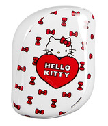 Tangle Teezer Hello Kitty Compact Styler Detangling Hairbrush Dancing Bows