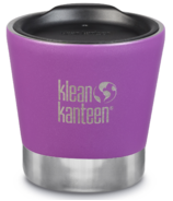 Klean Kanteen Insulated Tumbler With Lid Berry Bright