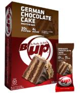 Yup Brands B-UP Protein Bars German Chocolate Cake
