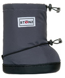 Stonz Toddler Booties Grey