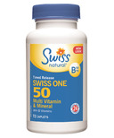 Swiss Natural Timed Release SWISS ONE 50 Multi Vitamin & Mineral