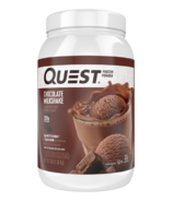 Quest Nutrition Protein Powder Chocolate Milkshake