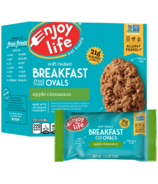 Enjoy Life Soft Baked Breakfast Ovals Apple Cinnamon