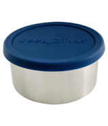 Keep Leaf Stainless Steel Food Container Large Navy