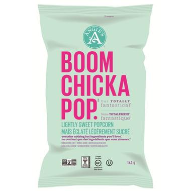 Angie\'s Boom Chicka Pop Lightly Sweet Popcorn