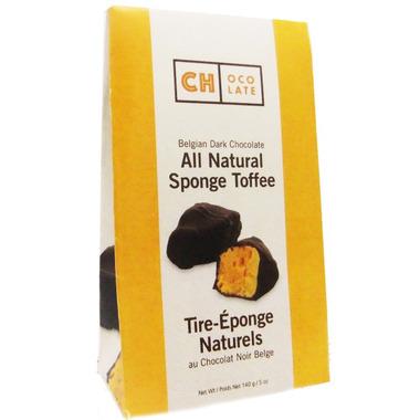 CH Ocolate Dark Chocolate Sponge Toffee