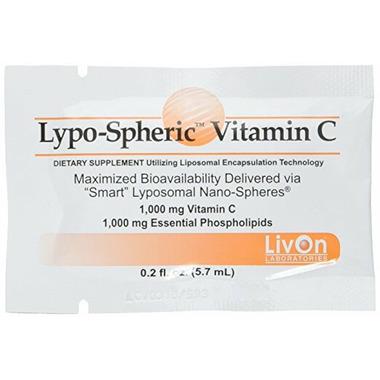 LivOn Labs Lypo-spheric Vitamin C