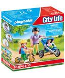 Playmobil Preschool Mother with Children