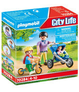 Playmobil Preschool Mother with Children