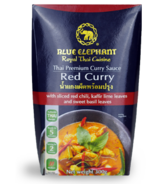 Blue Elephant Thai Premium Red Curry Sauce