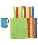 Kikkerland Shopping Bags Set