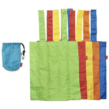 Kikkerland Shopping Bags Set