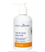 Bleu Lavande Lavender Orange Lemon Body Milk