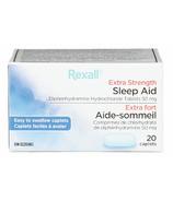 Rexall Extra Strength Sleep Aid