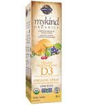 Garden of Life MyKind Organics Vitamin D3 Organic Vanilla Spray