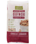 GoGo Quinoa Cinnamon Quinoa Crunchies