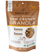 Rawcology Lemon Ginger Raw Crunch Granola
