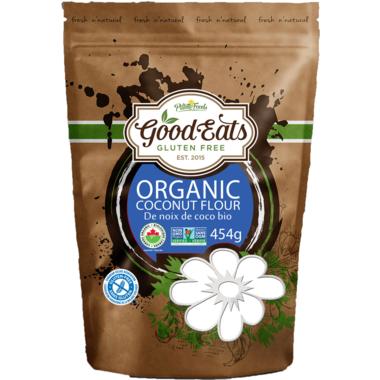 Pilling Foods Good Eats Gluten Free Organic Coconut Flour