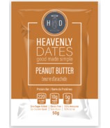 Heavenly Dates Peanut Butter