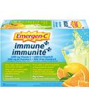 Emergen-C Immune+ Vitamin C & Mineral Supplement Fizzy Drink Mix Citrus