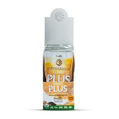 Sunwarrior Warrior Protein Blend Single Serve Packs Vanilla