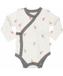 Finn & Emma Long Sleeve Bodysuit Fawn