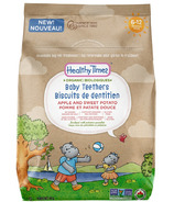 Healthy Times Organic Baby Teethers Apple & Sweet Potato