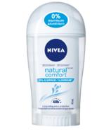 Nivea Natural Comfort Aluminum Free Deodorant Stick