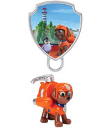 Paw Patrol Action Pack Zuma and Collectible Pup Badge