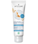 ATTITUDE Natural Body Cream Extra Gentle Fragrance Free