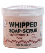 Pacha Soap Whipped Soap Honeysuckle Rose