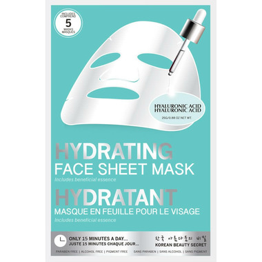 Danielle Creations Hydrating Sheet Masks