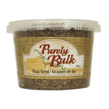 Purely Bulk Flax Seed