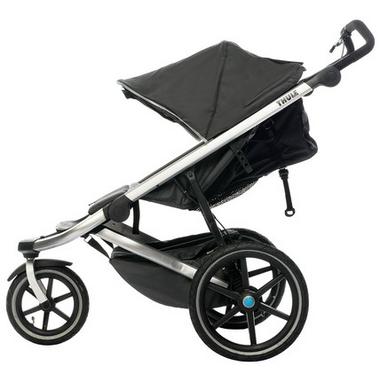 Thule Urban Glide 2 Stroller in Dark Shadow