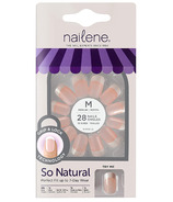 Nailene So Natural Ultra Flex Artificial Nails