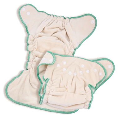RearZ Better Than Cotton French Velour Diaper Size 2