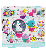 Canal Toys So Soap Cupcake DIY Kit 3 Pack Lama