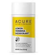 Acure Lemon Verbena Deodorant