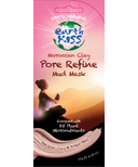 Earth Kiss Pore Refine Moroccan Clay Facial Mask
